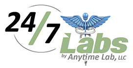 24-7 Labs by Anytime Lab, LLC -Tampa, FL 33617|STD |DNA|Drug|